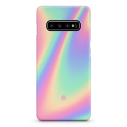 Bjornberry Samsung Galaxy S10 Plus Skal - Rainbow