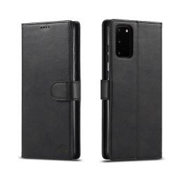Bjornberry Samsung Galaxy S20 Plånboksfodral - Svart