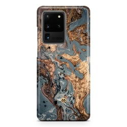 Bjornberry Samsung Galaxy S20 Ultra Premium Golden Sea
