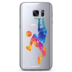 Bjornberry Samsung Galaxy S6 TPU Skal - Basket