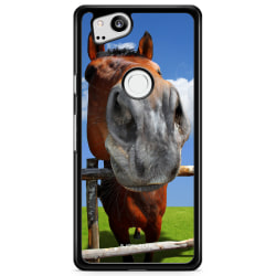 Bjornberry Skal Google Pixel 2 - Häst