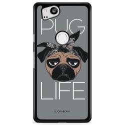 Bjornberry Skal Google Pixel 2 - Pug Life