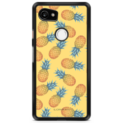Bjornberry Skal Google Pixel 2 XL - Ananas