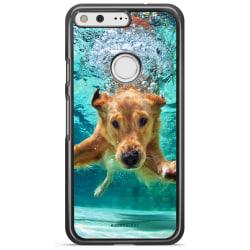 Bjornberry Skal Google Pixel XL - Dog Underwater