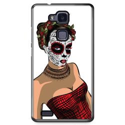 Bjornberry Skal Huawei Honor 5X - Döskalle Mask