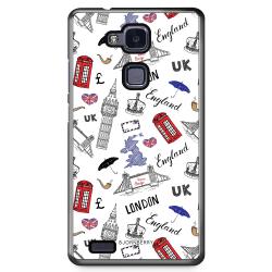 Bjornberry Skal Huawei Honor 5X - UK Mönster