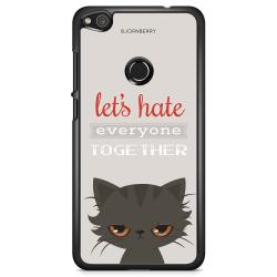 Bjornberry Skal Huawei Honor 8 Lite - Arg katt