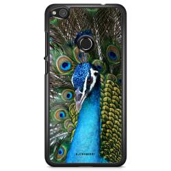 Bjornberry Skal Huawei Honor 8 Lite - Påfågel