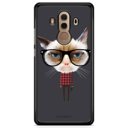 Bjornberry Skal Huawei Mate 10 Pro - Hipster Katt