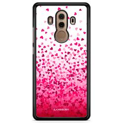 Bjornberry Skal Huawei Mate 10 Pro - Hjärtkonfetti
