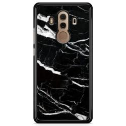 Bjornberry Skal Huawei Mate 10 Pro - Svart Marmor