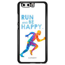 Bjornberry Skal Huawei P10 Plus - Run and be happy