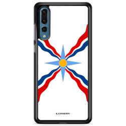 Bjornberry Skal Huawei P20 Pro - Assyriska flaggan
