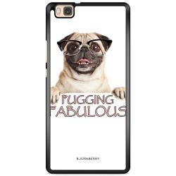 Bjornberry Skal Huawei P8 Lite - Pugging Fabulous