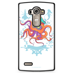 Bjornberry Skal LG G4 - Bläckfisk Kapten
