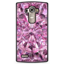 Bjornberry Skal LG G4 - Rosa Kristaller
