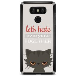Bjornberry Skal LG G6 - Arg katt