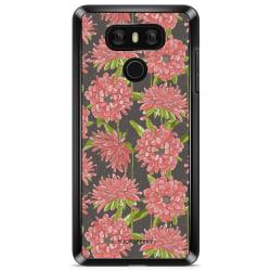 Bjornberry Skal LG G6 - Blommigt Mönster