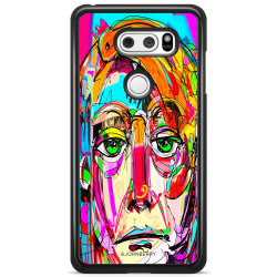 Bjornberry Skal LG V30 - Abstrakt Porträtt