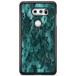 Bjornberry Skal LG V30 - Grön Kristall