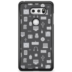 Bjornberry Skal LG V30 - Pixel Art