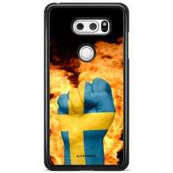 Bjornberry Skal LG V30 - Sverige Hand