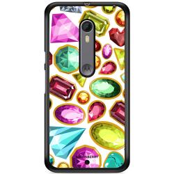 Bjornberry Skal Moto G3 (3rd gen) - Diamanter