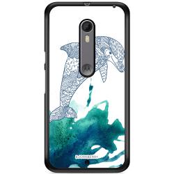 Bjornberry Skal Moto G3 (3rd gen) - Mandala Delfin