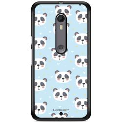 Bjornberry Skal Moto G3 (3rd gen) - Pandamönster