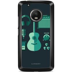 Bjornberry Skal Moto G5 Plus - Gitarr