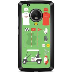 Bjornberry Skal Moto G5 Plus - GOLF