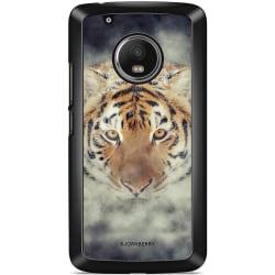 Bjornberry Skal Moto G5 Plus - Tiger Rök