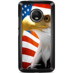 Bjornberry Skal Moto G5 Plus - USA Örn