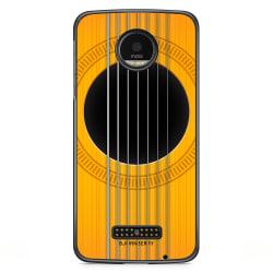 Bjornberry Skal Moto Z2 Play - Gitarr Hål