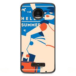 Bjornberry Skal Moto Z2 Play - Hello Summer