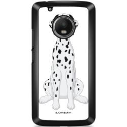 Bjornberry Skal Motorola/Lenovo Moto G5 - Dalmatiner