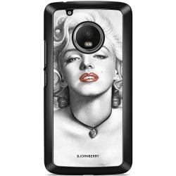 Bjornberry Skal Motorola/Lenovo Moto G5 - Marilyn Monroe