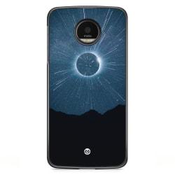Bjornberry Skal Motorola Moto G5S Plus - Abstract space