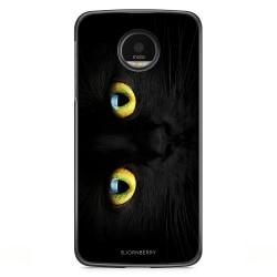 Bjornberry Skal Motorola Moto G5S Plus - Kattögon