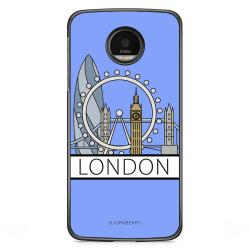 Bjornberry Skal Motorola Moto G5S Plus - LONDON