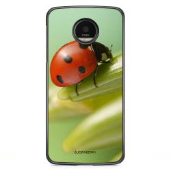 Bjornberry Skal Motorola Moto G5S Plus - Nyckelpiga
