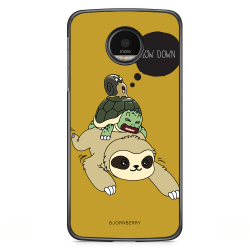 Bjornberry Skal Motorola Moto G5S Plus - Slow Down