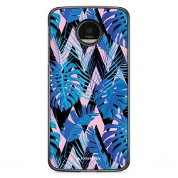 Bjornberry Skal Motorola Moto G5S Plus - Tropical Pattern