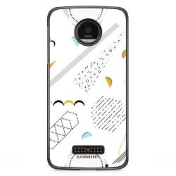 Bjornberry Skal Motorola Moto Z - Mönster
