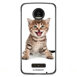 Bjornberry Skal Motorola Moto Z - Söt Kattunge