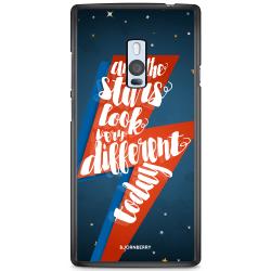 Bjornberry Skal OnePlus 2 - Bowie text