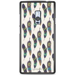 Bjornberry Skal OnePlus 2 - Hipster Fjädrar