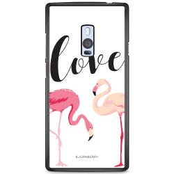 Bjornberry Skal OnePlus 2 - Love Flamingo