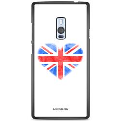 Bjornberry Skal OnePlus 2 - UK Hjärta