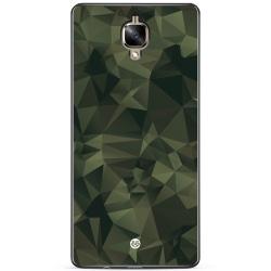 Bjornberry Skal OnePlus 3 / 3T - Abstrakt Kamo